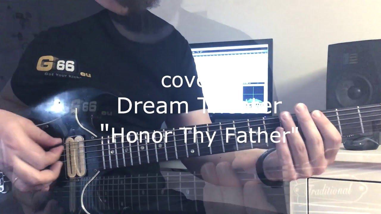 Udaloff T-326 demo Dream Theater - Honor Thy Father