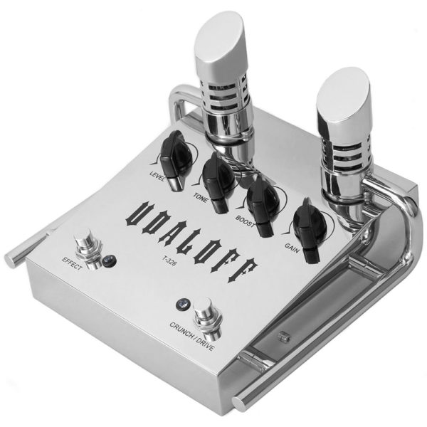tube distortion pedal T-326
