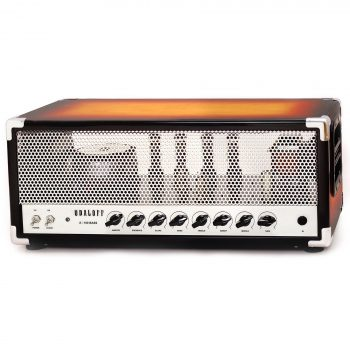 A-100 Bass guitar amplifier